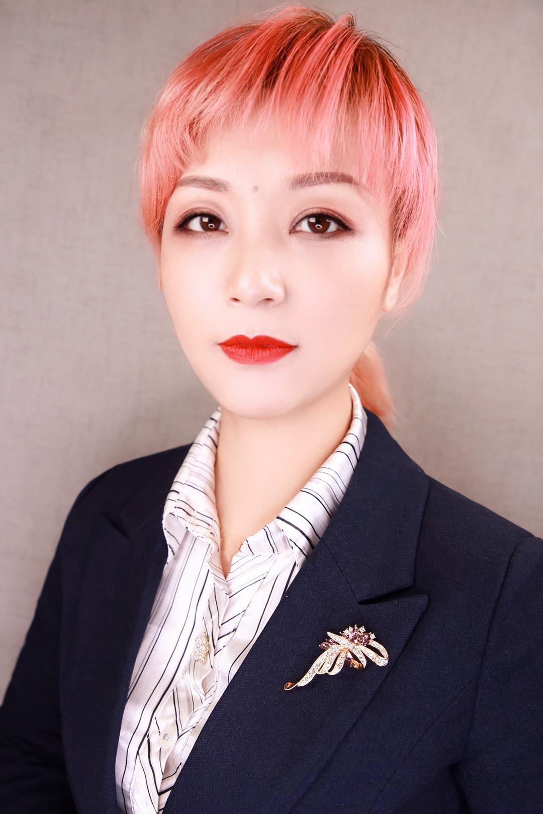 徐丽荣-国家级高级化妆师